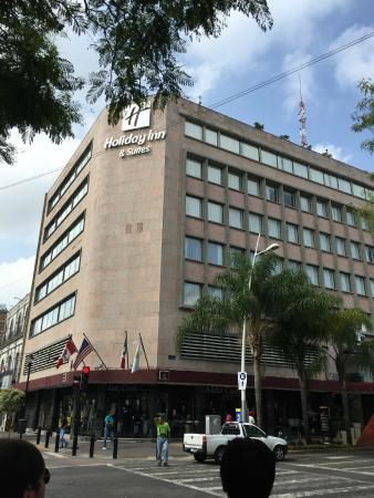 Holiday Inn Hotel & Suites Centro Historico: Outside View