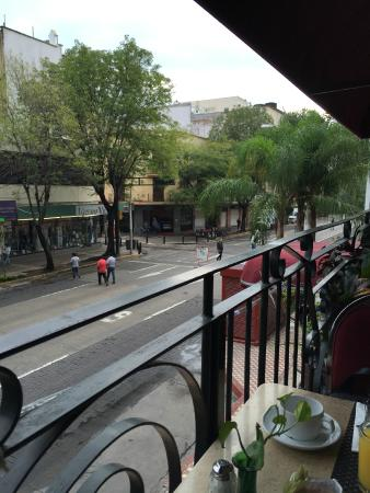 Holiday Inn Hotel & Suites Centro Historico: Restaurant View