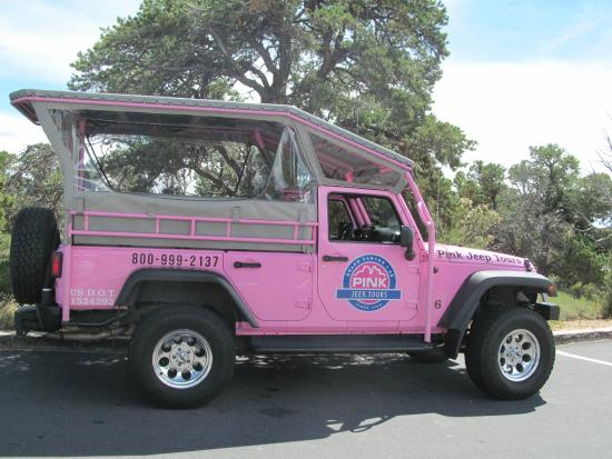 Photo0 Jpg Picture Of Pink Jeep Tours Grand Canyon