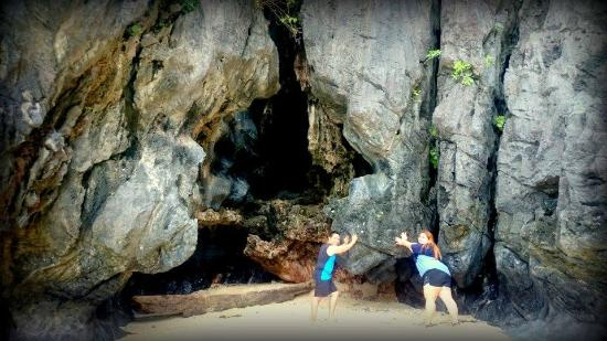 Greenviews Resort Corong-Corong: island tour
