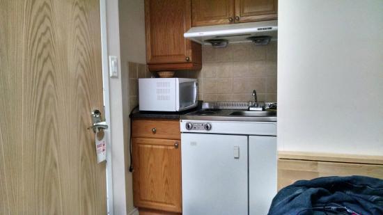 Urban Living Suites Kitchenette