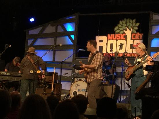 Music City Roots: Some of the musicians we heard