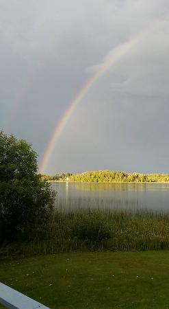 Cohasset, MN: After the rain