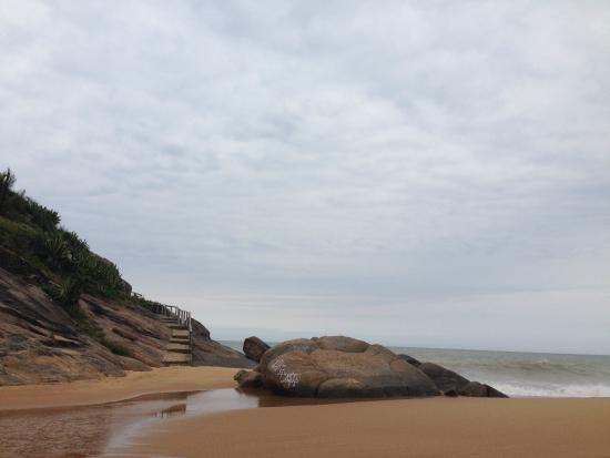 Barra do Jucu Beach: Barra do Jacu