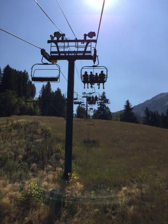 Sundance, Γιούτα: Taken on Sept. 6, 2015 during Zipline tour