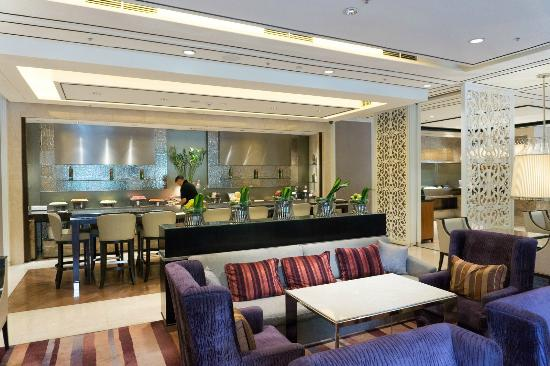 Shangri-La Hotel Kuala Lumpur: Club Horizon Lounge