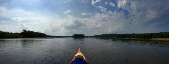 WI River Outings: Paddling the Wisconsin