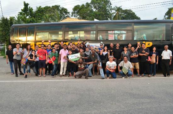 Bentota, Sri Lanka: 38 + 1 Baby = Tour in Sri Lanka
