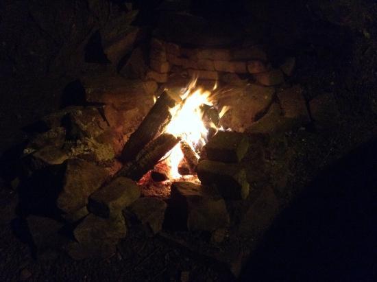 Weatherly, PA: Fire pit