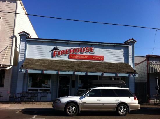 The Firehouse Restaurant: Front