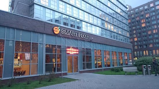 Cafe Smart Food
