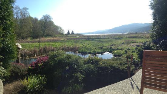 Inn The Estuary: view from room