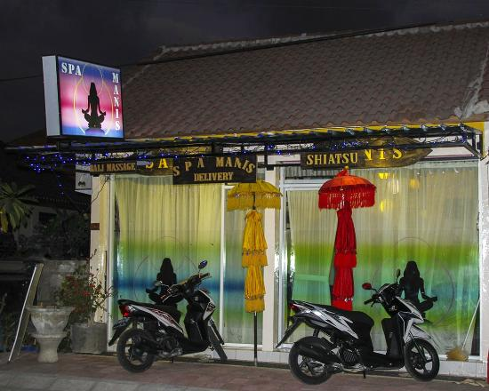Κανγκού, Ινδονησία: spa massage canggu spa manis great massage place