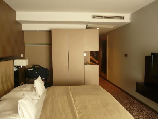 Hotel Avance: camera