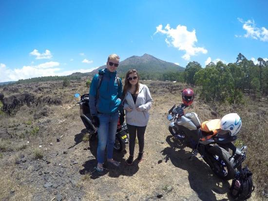 Bali Moto Tour
