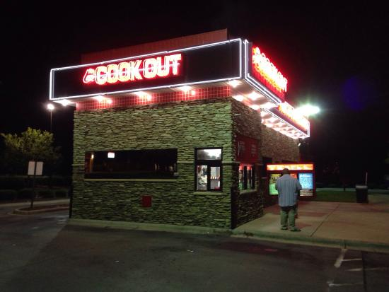 Cookout Fast Food In S California