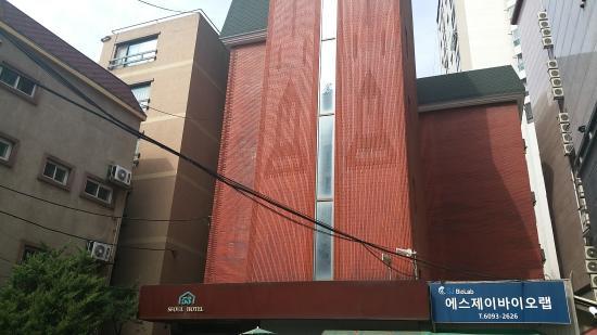 Seoul 53 Hotel : отель