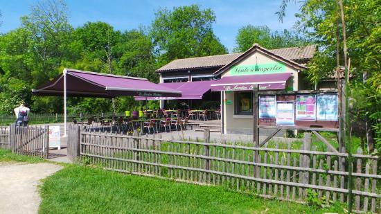 Le Jardin Pecheur Guinguette