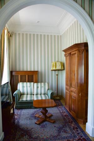 Park-Hotel Morozovka: Сьют в Главном корпусе