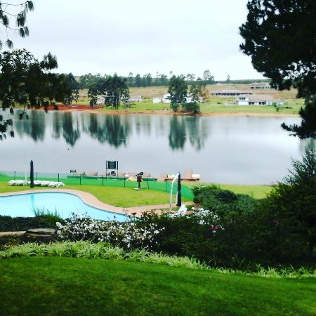 Pine Lake Resort: Swimming pool area