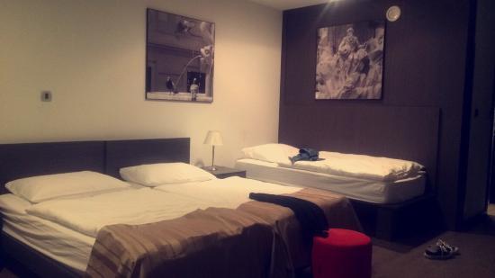 Birokrat Hotel: Room 105