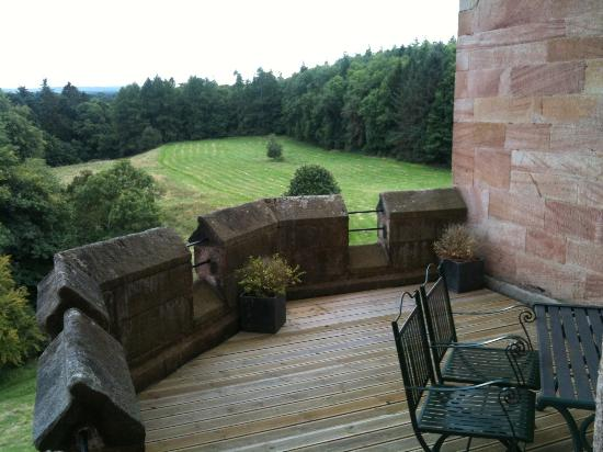 Rooms: Picture Of Dalhousie Castle