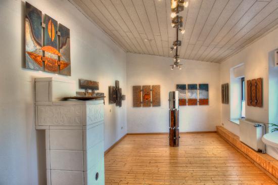 Atelier Gersak Wandbilder und Skulpturen