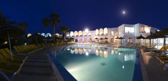 Aghir, Túnez: Piscine Homere