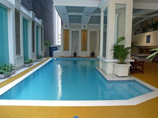 Pool Picture Of Discovery Suites Manila Philippines Pasig Tripadvisor