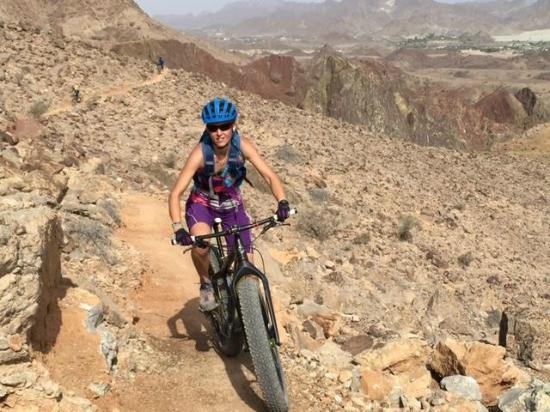 Hatta Mountain Bike Trail Centre