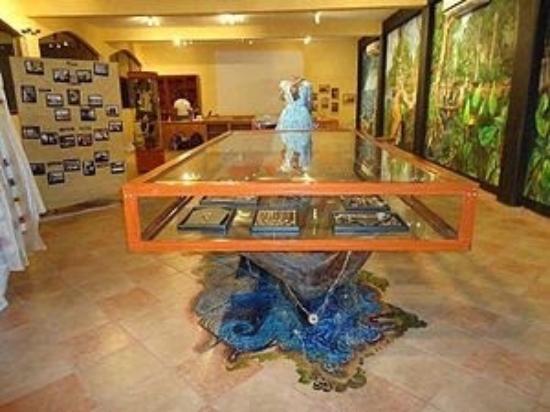 Comalcalco, المكسيك: Museo comunitario de Cupilco Comalcalco