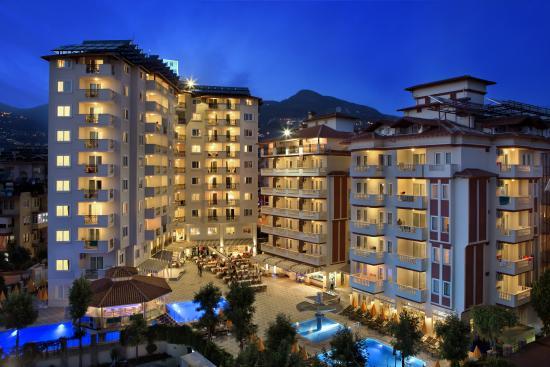 Villa Sun Flower Aparts & Suites Hotel