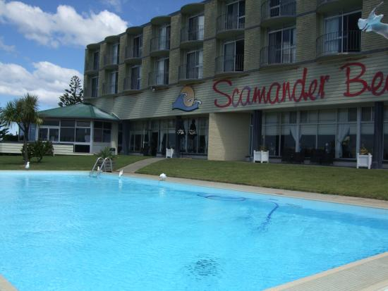 Scamander Beach Hotel Motel: Pool