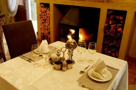 Opikopi Guest House: Restaurant