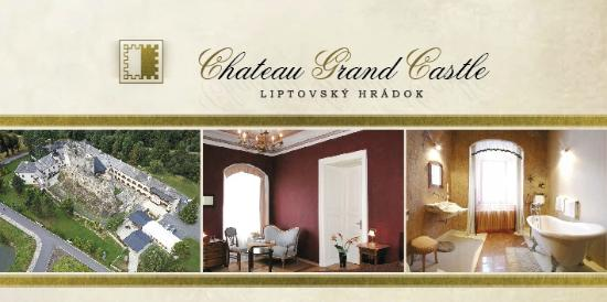 GrandCastle Liptovský Hrádok: Chateau GrandCastle