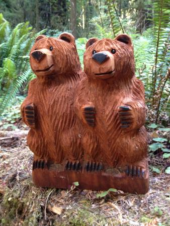 Redwood Bears & Burls