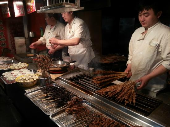 """Piao Home Inn Beijing Wangfujing: """"Donghuamen"""" Night Market"""