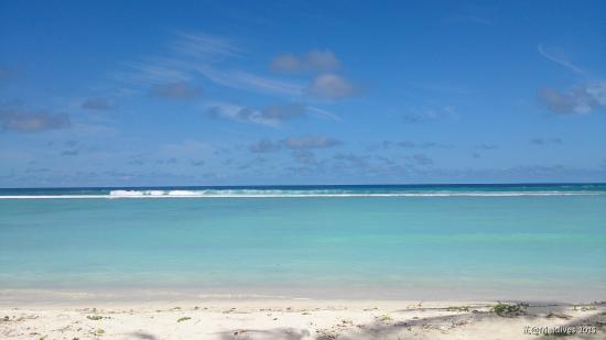 Velvet Beach: 個沙灘景真係好靚~
