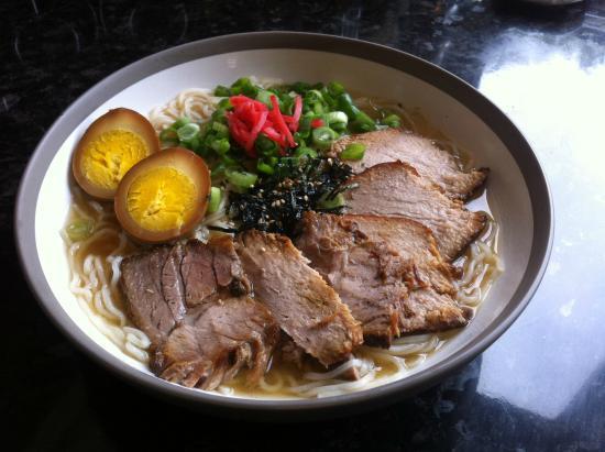 Maido - Japanese Noodle Bar: Char Siu Ramen