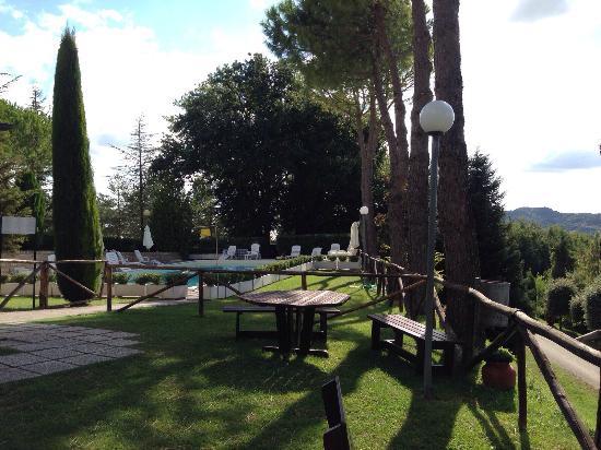 Hotel La Ginestra: Lovely place