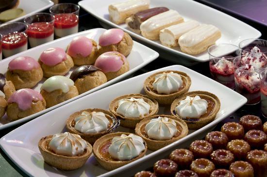 Campanile Villeneuve St Georges : Buffets dessert