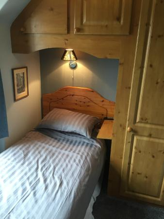 Tullochard Guest House: Single Room