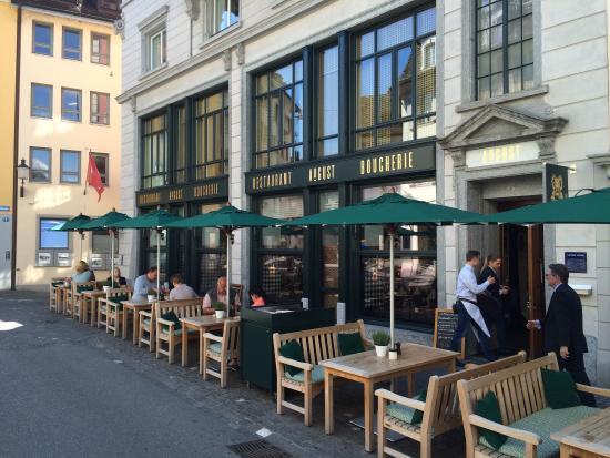 bild von restaurant boucherie august