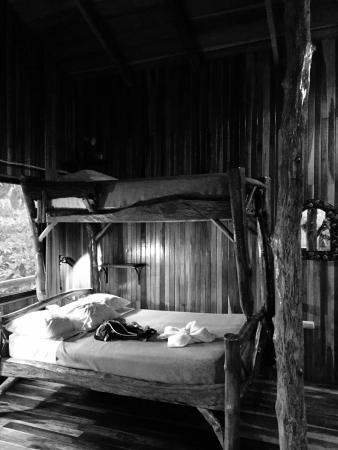 "Tree Houses Hotel Costa Rica: Congo ""the Monkey"" tree house, prepped just right for our arrival."