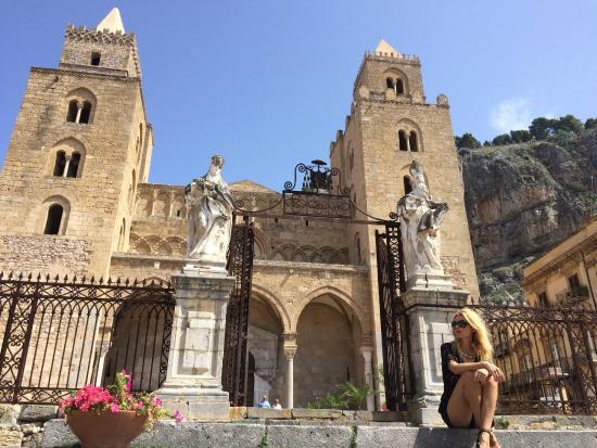 Cefalu Coast: Impresionante Catedral