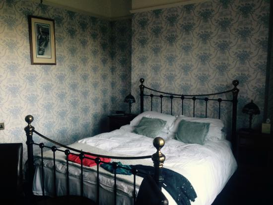Thornton Rust, UK: bedroom