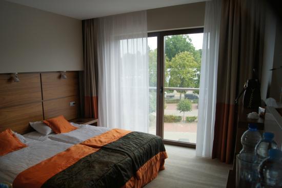 Willa Port: Pokój, łóżko podwójne