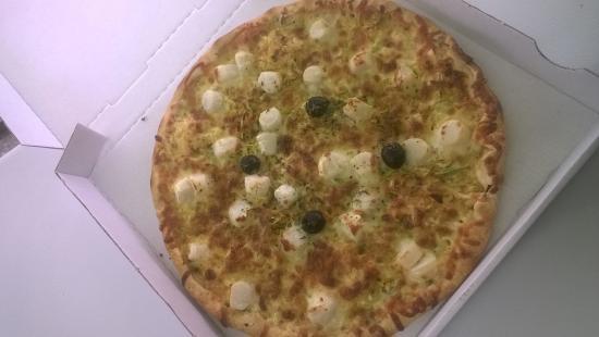 Sergio pizza照片