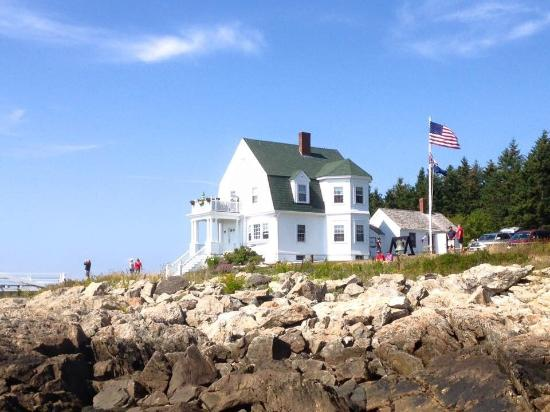 Marshall Point Lighthouse Museum: Beautiful views