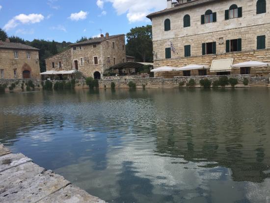 Photo3 Picture Of Albergo Le Terme Bagno Vignoni